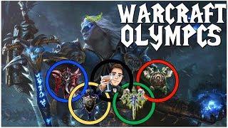 Warcraft 3 The Frozen Throne Tournament   Warcraft Olympics