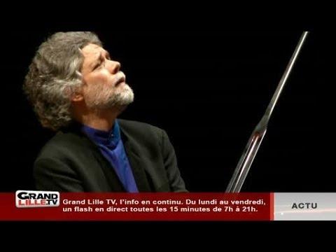 Lille Piano(s) Festival 2014 :  François-Frédéric Guy (Concert Intégral)