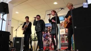 LC video: Elske DeWall en 3JS live bij Fier