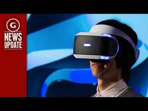 "PlayStation VR's External Processor ""The Size of a Wii"" - GS News Update"