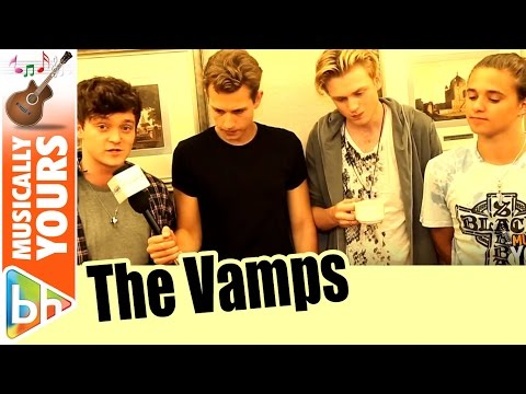 The Vamps Exclusive Interview On Composing Beliya With Vishal-Shekhar