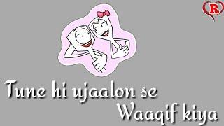 Zaroorat Ek Villain Sad Song Lyrics Whatsapp status video