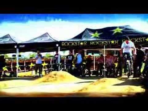 Rockstar Energy Drink BMX Backyard BBQ
