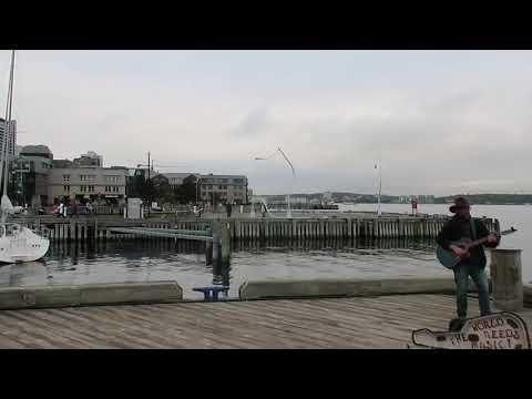 Port of Halifax Nova Scotia Canada oct 2018