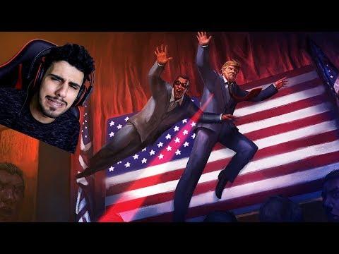 Mr.President - نيرو ينقذ الرئيس الامريكي | لعبة ترفع الضغط :)