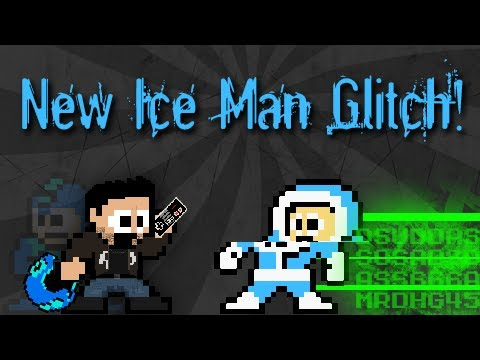 Ice Man Glitch! - From SGDQ 2014