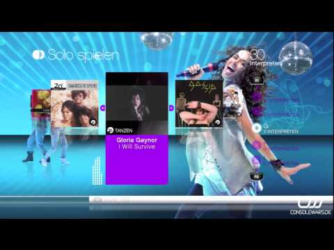 SingStar + Dance Songliste [PS3]