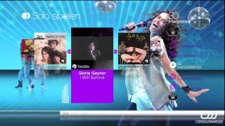 SingStar + Dance Songliste [PS3]