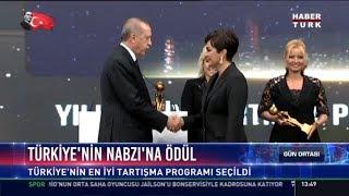 Türkiye'nin Nabzı'na ödül