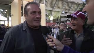 Salernitana - Spezia 1- 0, la reazione dei tifosi a fine gara