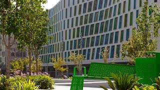 Inside Uts's New Faculty Of Science And Graduate School Of Health Building