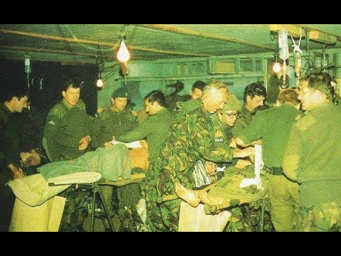 Falklands Combat Medics 2012   YouTube