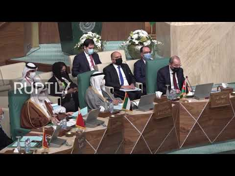 Egypt: Arab League FMs Reiterate Support For Two-state Solution To Israeli-Palestinian Conflict