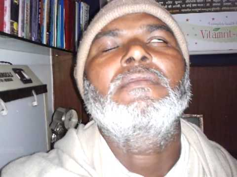 Facial Paralysis Patient Before Treatment - YouTube
