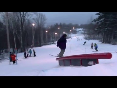Vincent Cousineau Early Season edit 2010