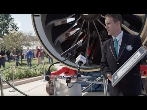 GE9X Breaks GUINNESS WORLD RECORDS Title for Thrust