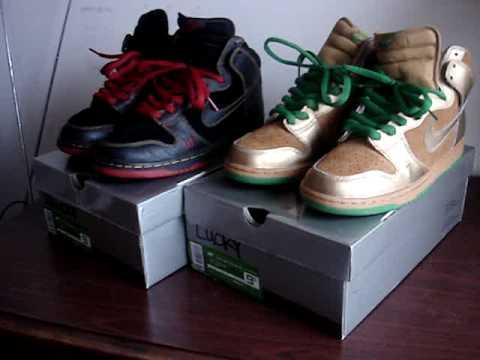 Marmatic28: Nike SB - Lucky \u0026 UnLucky