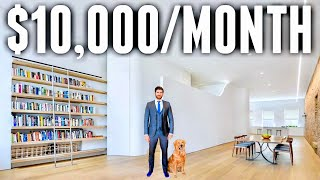 Living in a $10,000/Month NYC Apartment | Worth it?