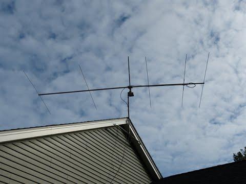 hygain ar 303 antenna rotor installation and setup highlights