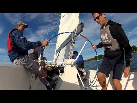 2012 09 19 Swedish Match 40 training at Oakcliff Oyster Bay part 1 GOPR0446