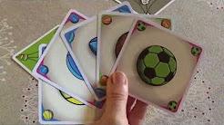Rebonds jeu cartes ados