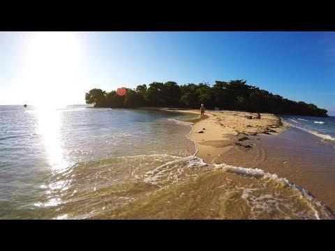 Booby Cay Island Boat Trip Bloody Bay Clubhotel Riu Negril Jamaica travel 4k UHD Jamaika