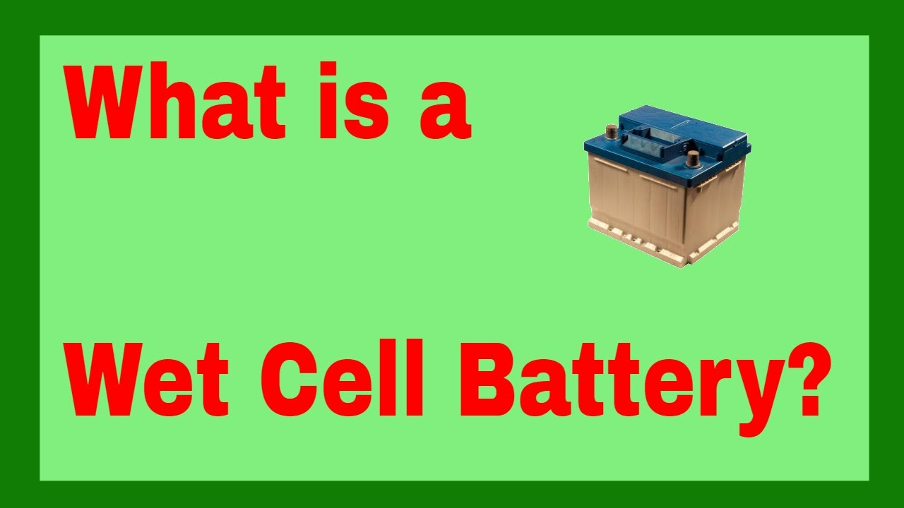 How To Make A Wet Cell Battery At Home Dry Diagram What Is You