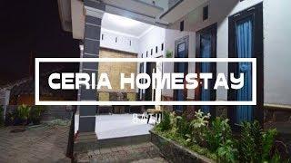 Gambar cover Ceria Homestay, Penginapan Homey di Kota Batu Cocok untuk Liburan Keluarga