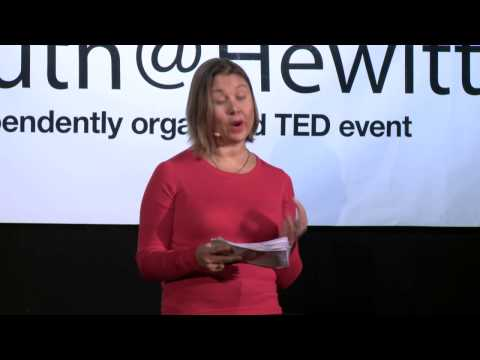 What if you lived your life on purpose | Jenny Powers | TEDxYouth@Hewitt