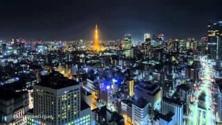 Sleepy Tokyo - 4K Timelapse