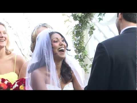 Crystal & Jason Droor's Wedding Ceremony - Hilton Oceanfront in Indialantic, FL