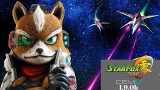 Cemu 1.9.0b Star Fox Zero 60fps variados 4k | Casi perfecto