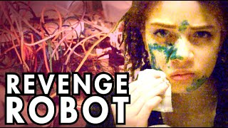 How to use ROBOTS to get REVENGE *SCARY*
