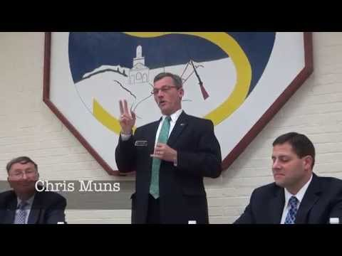 Chris Muns vs Pat Abrami on Raising the NH Minimum Wage