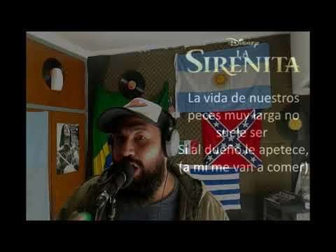 Bajo El Mar - Con Patricia Castrillo ♪ ♫ La Sirenita