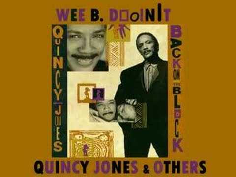 Quincy Jones  Wee B.DoinIt 1989