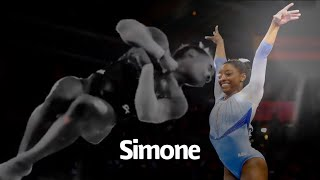 Simone Biles' New Tumbling Pass {July 2020 Training Compilation/Montage}