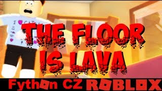 ROBLOX Ground ist Lava 01