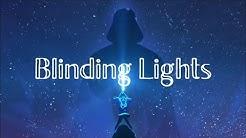 Star Wars : Blinding lights AMV