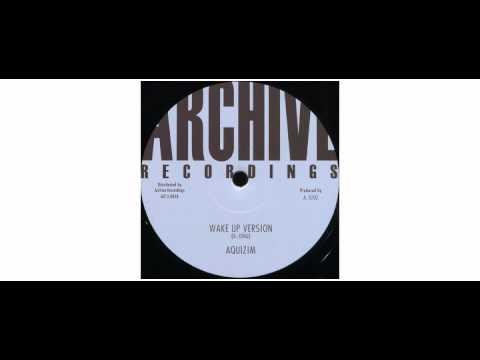 Alan King Pin - Wake Up - 12