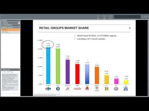 Food and beverage: A snapshot of the French market (Webinar)