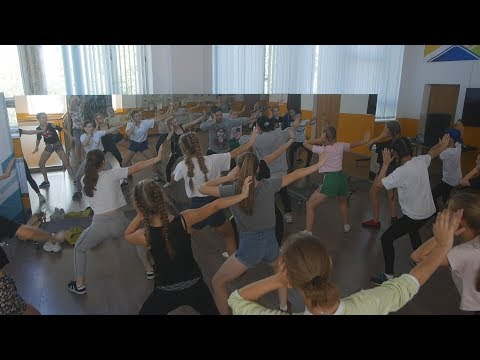 "UTV. В Оренбурге открылась ""Академия танцев"""