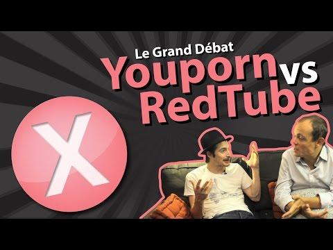 ARCHIVE - YouPorn vs RedTube (Le Grand Débat)