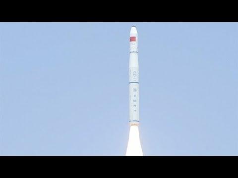 Long March-11 launches five Zhuhai-1 satellites