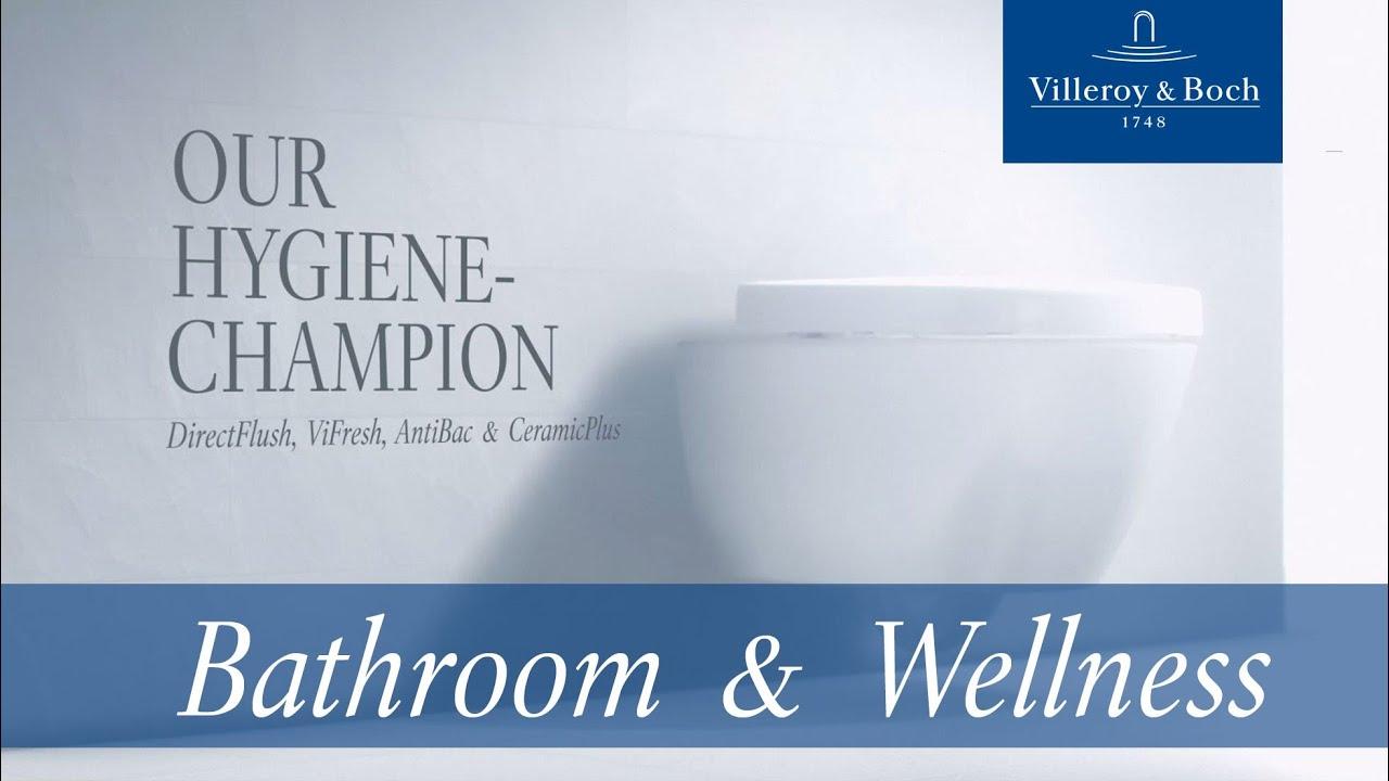 Our Hygiene Champion The Innovative Toilet For Quadruple