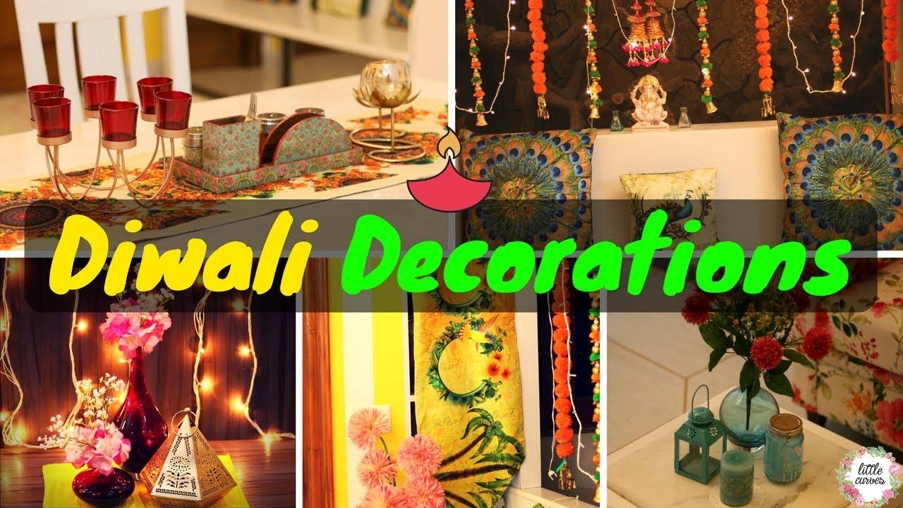 Affordable Diwali Ideas ||DIY Diwali Home Decoration || Store 99, Home  Center, Lajpat Nagar Haul