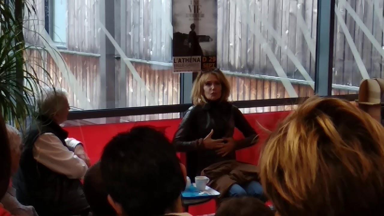 Clémentine Célarié dans la peau dun Noir - Vidéo Dailymotion