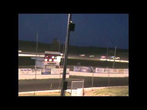 Zach VanVoorst I 90 Speedway July 11 ,2015 LMSS