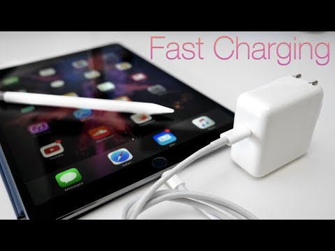 Thumbnail: How To Fast Charge iPad Pros