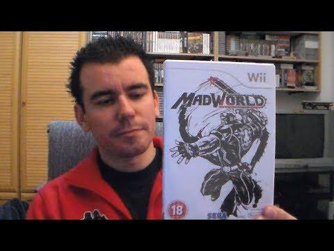 MADWORLD (Wii): sangre con PlatinumGames    Día SEGA #16    Análisis / Review en Español HD